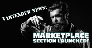 Vartender News: Marketplace Section Launched!